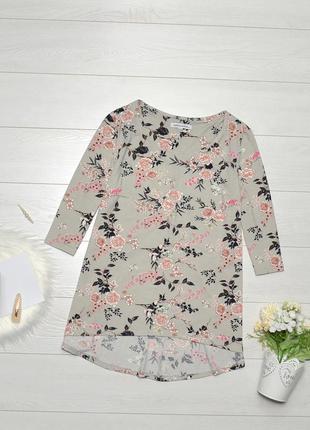 Красива блуза, кофточка в квіти capsule.