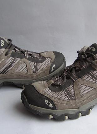 Треккинговые ботинки salomon, р.41.5 – 26 см.