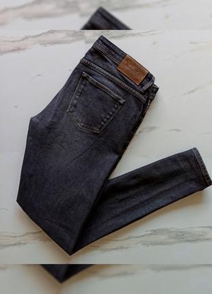 Невероятно красивые, мужские, зауженные оригинальные премиум джинсы от massimo dutti