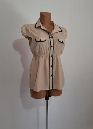 Блуза, размер 42 m-l