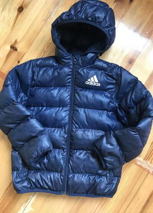 Куртка зимова adidas