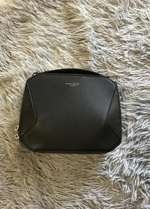 Чорна сумка