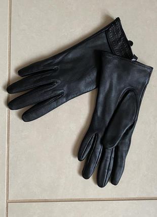 Перчатки кожаные премиум размер 7