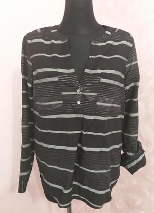 Блуза з люриксом/ f&f/l