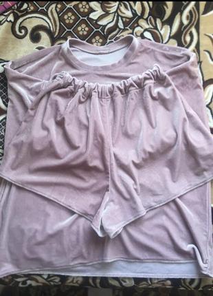Костюм,піжама , шорти +футболка