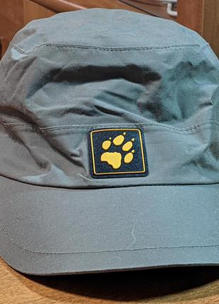 Водонепроницаемая кепка jack wolfskin texapore companero cap