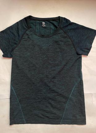 H&m футболка компресионная зональная спортивная туристическая