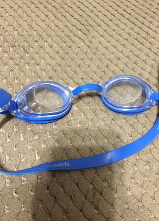 Очки для плавания. speedo