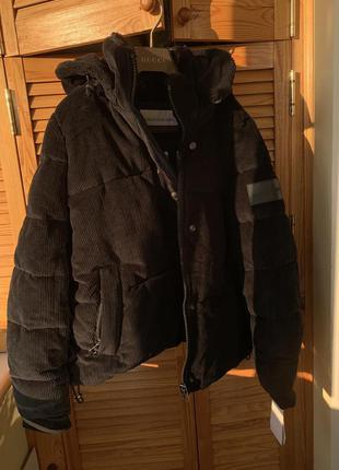 Новая зимняя куртка женская calvin klein из америки
