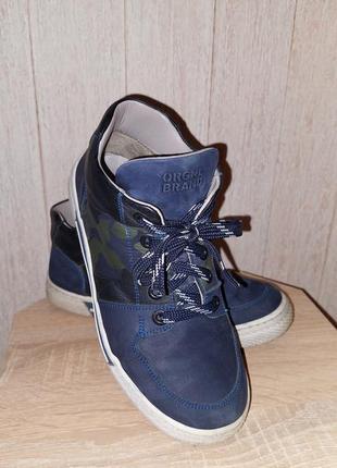 Ботинки кожа турция р.34