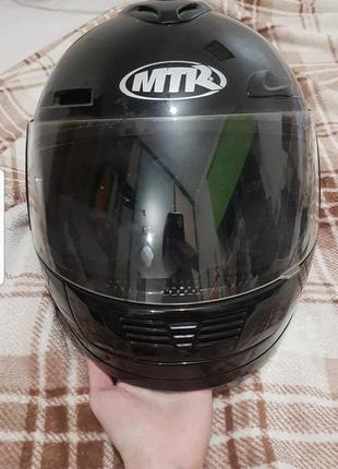 Мотоциклічний шолом