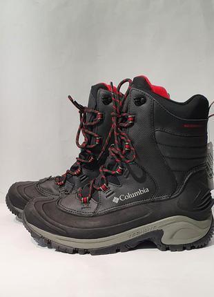 Ботинки черевики columbia bugaboot plus iii omni-heat bl1620 black/dark mirage 010   bm5980-010