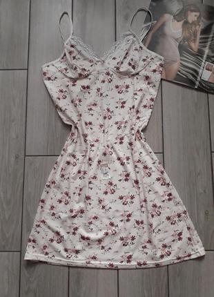 Красивая  сорочка ( lady night) размер :xl (46/48)