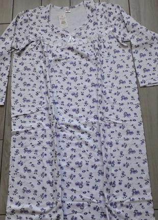 Женская ночная рубашка (dollar clab)  50 размер