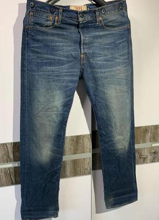 Новые джинсы levi's