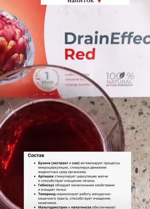 Натуральный напиток от отеков,чистка организма от токсинов, похудение
