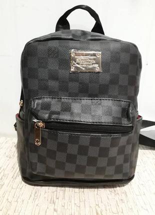 Женский рюкзак ,в наличии серая расцветка
