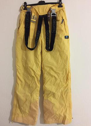 Лыжные брюки quechua 44