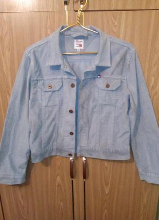Пиджак курточка tommy hilfiger