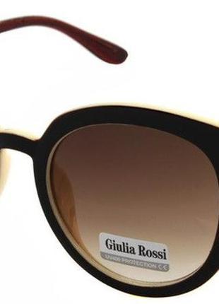 Солнцезащитные очки giulia rossi 19029 коричневые