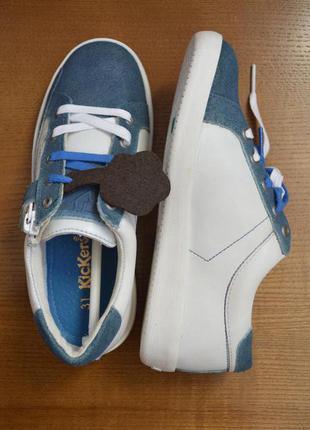 Спортивные туфли кеды kickers, размер 31