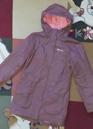 Outventure, куртка, парка, холодная осень,