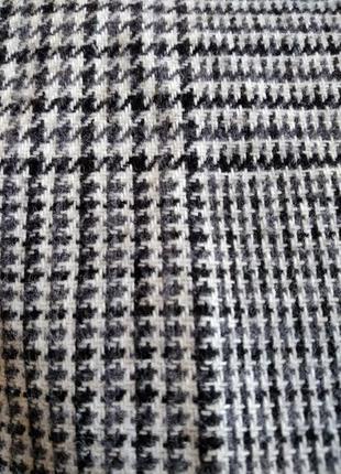 Теплая женская юбка миди на подкладке. hand made.