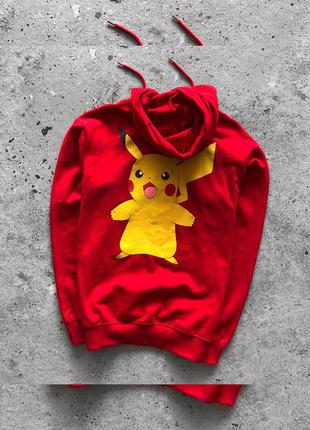 H&m by divided x pokemon толстовка