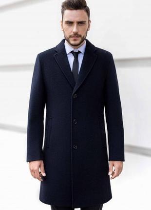 Мужское пальто кашемир ,люкс качество