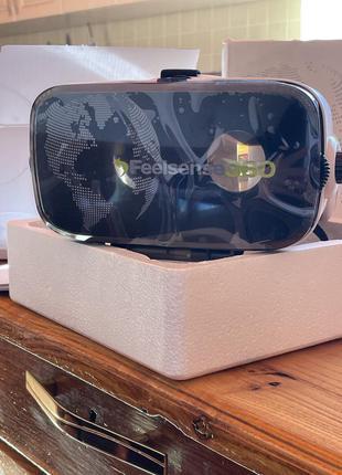 Vr очки , віртуальна реальність
