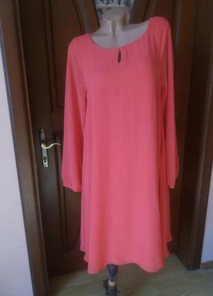 Шифоновое платье для беременной l noppies