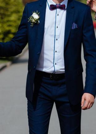 Костюм чоловічий ,класичний чоловічий костюм