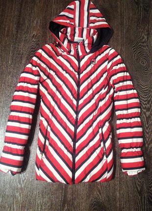 Куртка fila пуховик