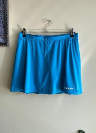 Тенісна юбка-шорти, теннисная юбка babolat xl размер