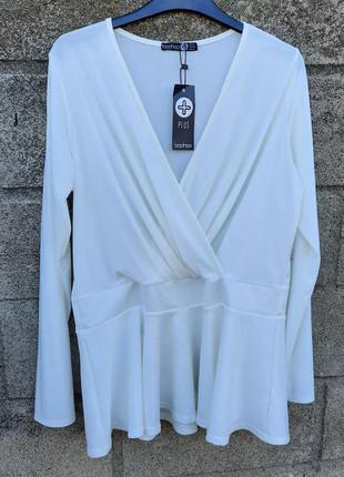 Шикарная блузка блуза кофта фирменная