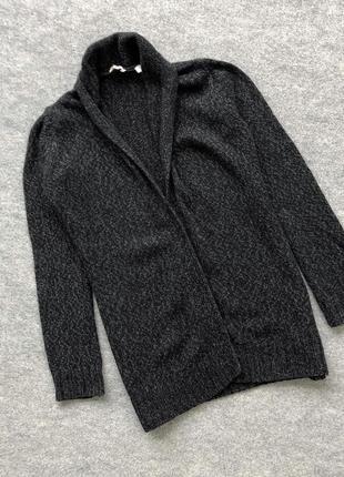 Вязаний кардиган від левіс levi's knit cardigan grey