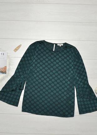 Красива блуза в горошок warehouse.