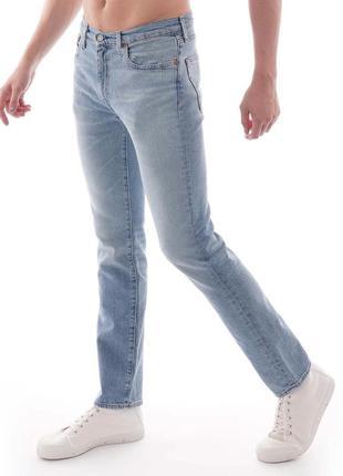 Преміум лінійка, звужені світлі джинси levi's 511 premium slim fit jeans fennel subtle