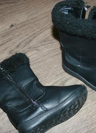 Сапоги (ботинки) на девочку осень-весна рр23(14см по стельке)