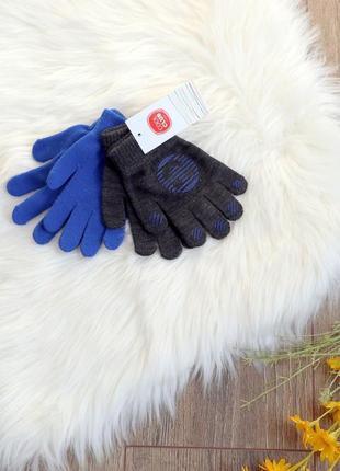 Перчатки рукавицы новые набор