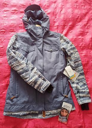 Сноубордична( лижна) куртка roxy