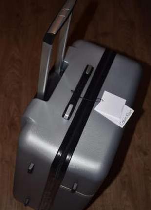 Оригинал! огромный чемодан calvin klein
