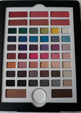 Тени для век в палитре - подарочный набор!! shany eyebook makeup palette - smoky