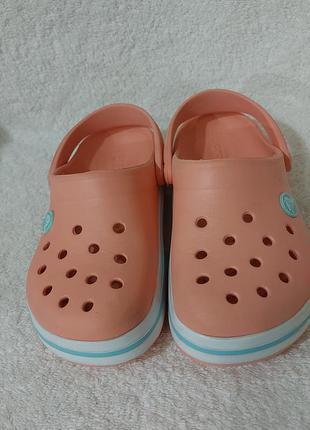 Сабо кроксы crocs crocband c12 29p