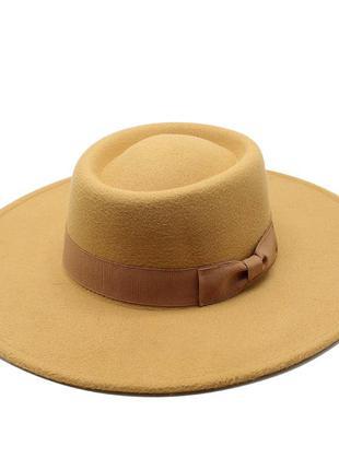 Новая фетровая шляпа в классическом стиле ❤️❤️❤️