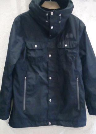 The north face куртка-ветровка з капішоном