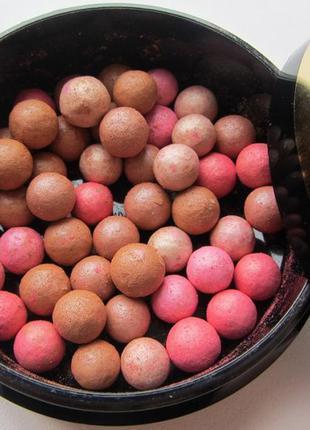 Рум'яна в кульках giordani gold