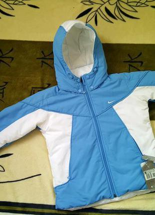 Куртка женская nike оригинал двухсторонняя