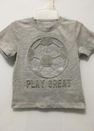 Футболка для хлопчика фірми h&m