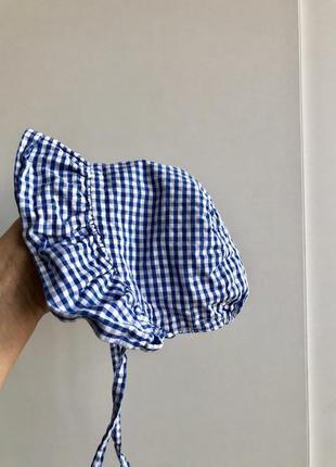 Капелюшок , капелюх, чепчик, чепчік , h&m , hm , 4-6 , 68 , чепчик для фотосесії, newborn фото